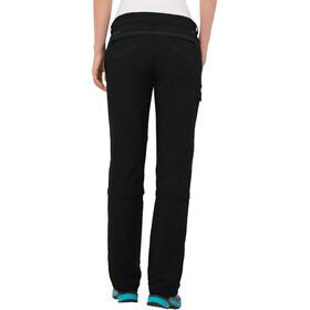 VAUDE Skomer Capri ZO Pants Women Short black